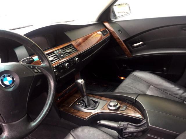 2007 BMW 5-Series 525xi