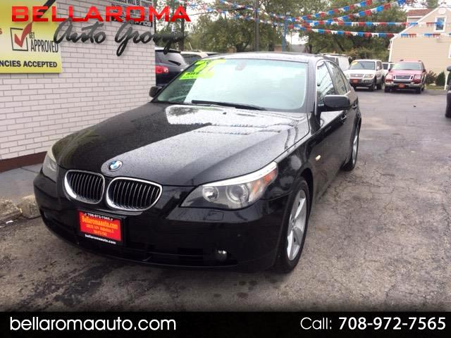 2007 BMW 5-Series 525xi