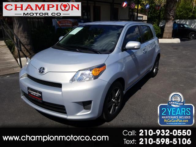 2013 Scion xD 5dr HB Auto (Natl)