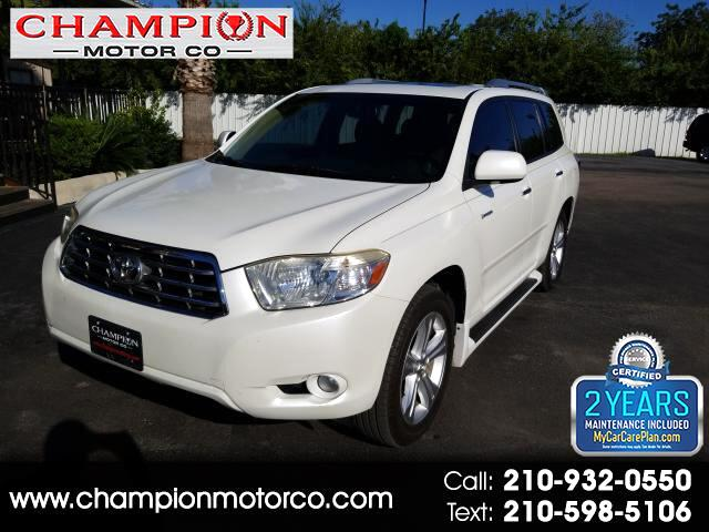 2008 Toyota Highlander FWD 4dr Limited (Natl)