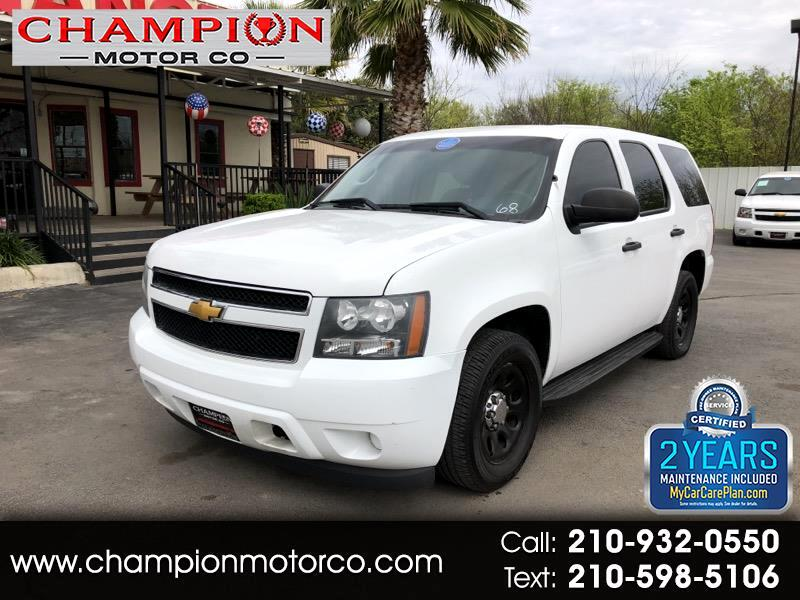 2012 Chevrolet Tahoe Police 2WD 4dr
