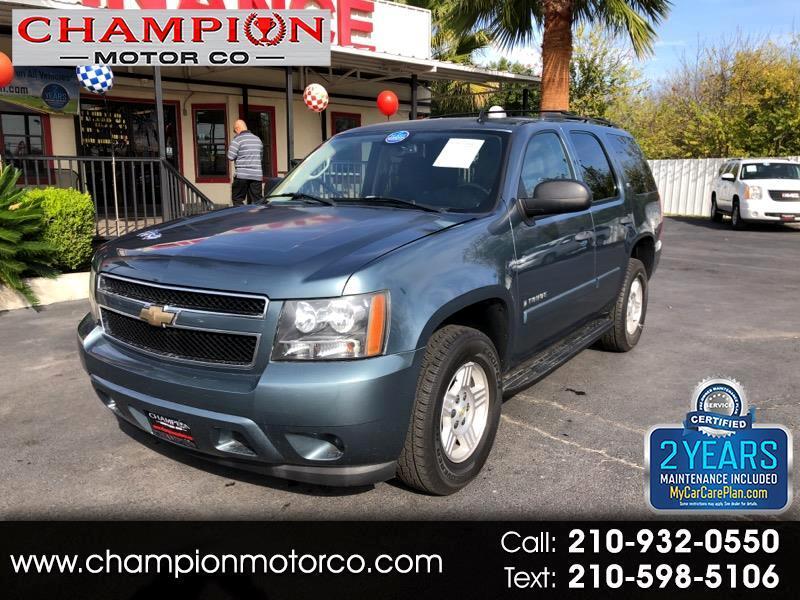 Chevrolet Tahoe 2WD 4dr 1500 LS 2008