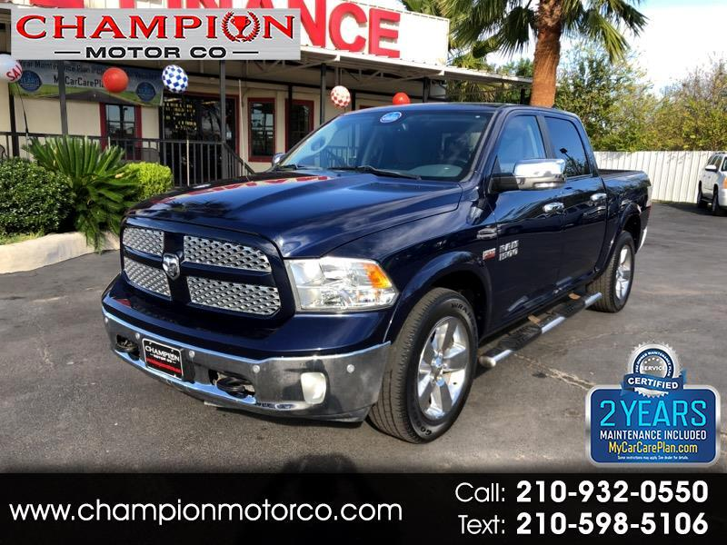 "RAM 1500 2WD Crew Cab 140.5"" Outdoorsman *Ltd Avail* 2015"