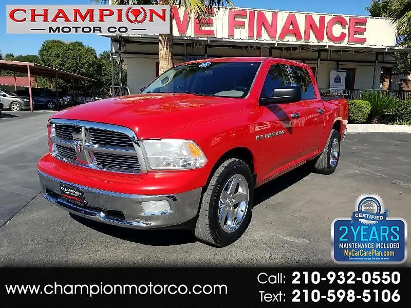RAM 1500 2011 for Sale in San Antonio, TX