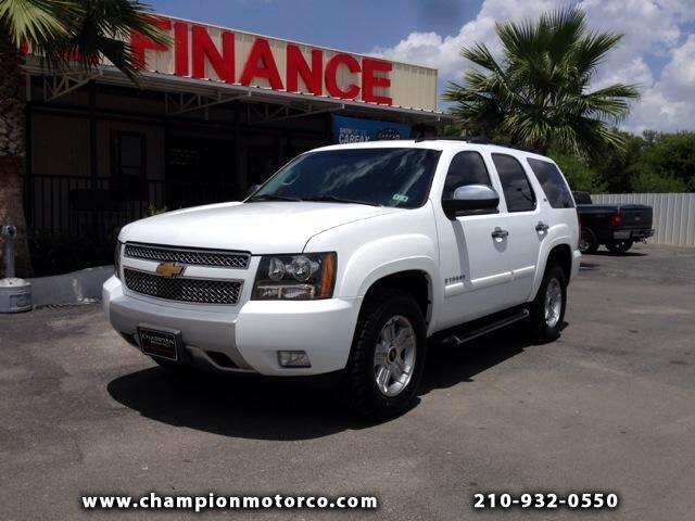 2008 Chevrolet Tahoe 4WD