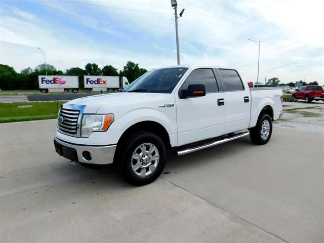 2011 Ford F-150 XLT SuperCrew 5.5-ft. Bed 4WD