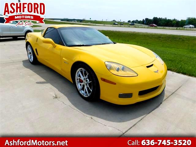 2011 Chevrolet Corvette Z06 Custom 3LZ