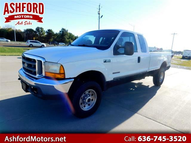 2000 Ford F-350 SD XL SuperCab Long Bed 4WD