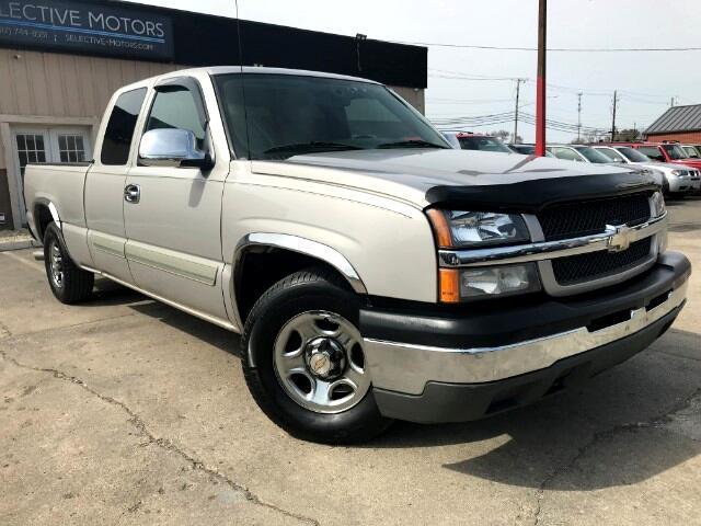 "2004 Chevrolet Silverado 1500 2WD Ext Cab 134.0"" LT w/1LT"