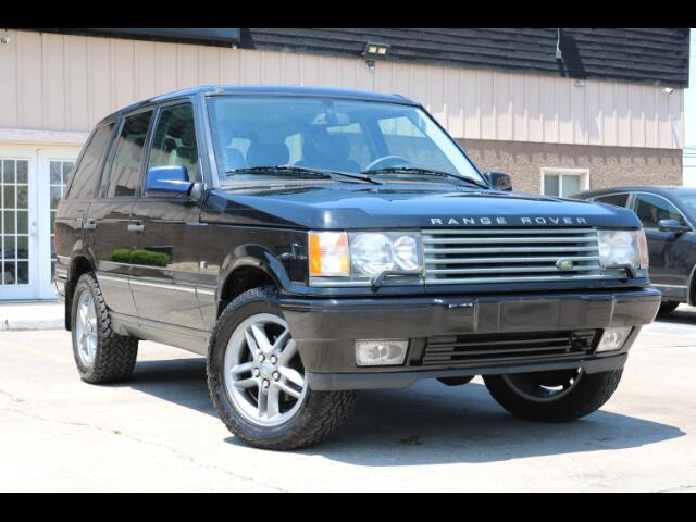 2001 Land Rover Range Rover 4.6 HSE LONG WHEELBASE