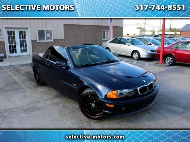 2002 BMW 3-Series CI