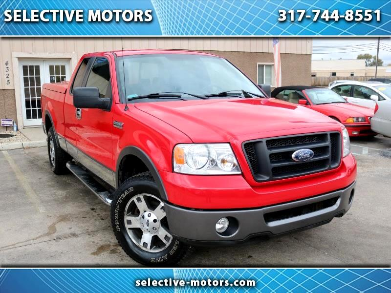 2006 Ford F-150 FX4 SuperCab 4WD