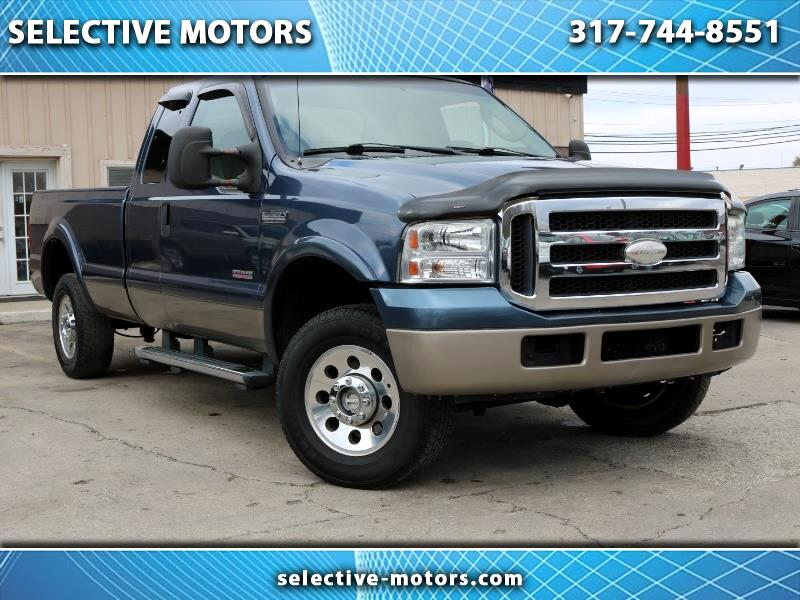 2005 Ford F-250 SD SUPER DUTY