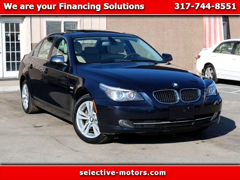 2010 BMW 5-Series XI