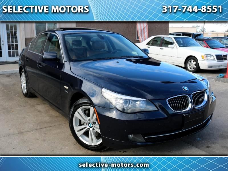 2010 BMW 5-Series XI