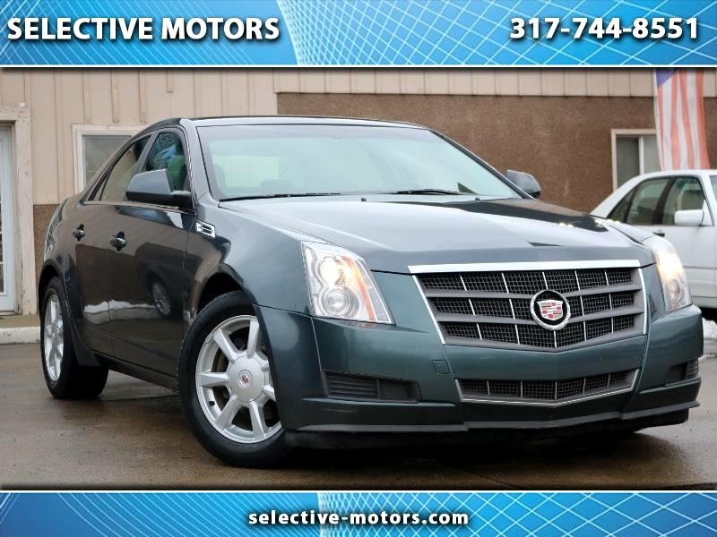 2009 Cadillac CTS 3.6 Luxury