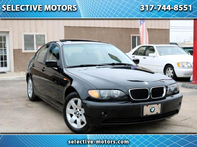 2002 BMW 3-Series XI