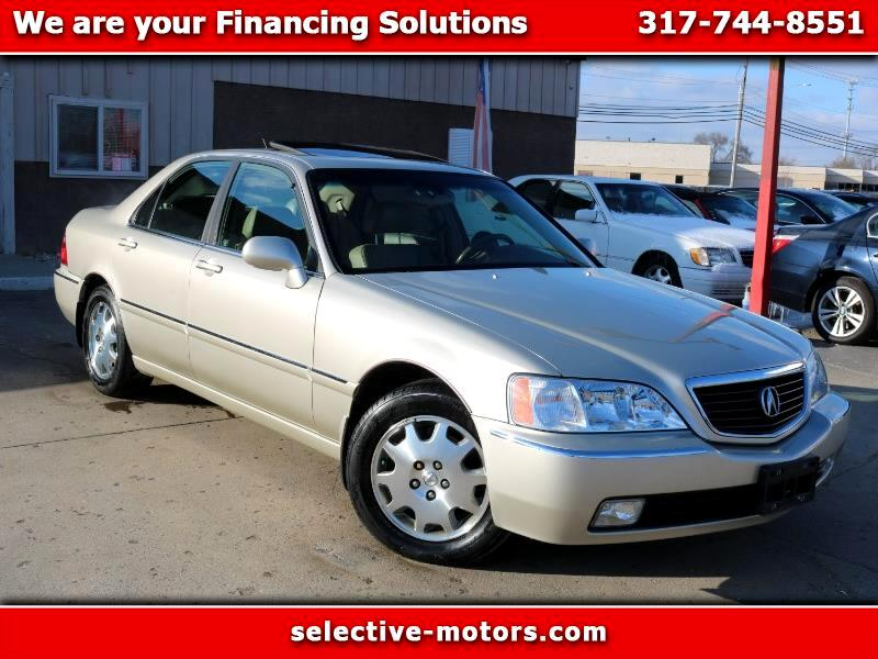 2003 Acura RL 4dr Sdn AT (Natl)