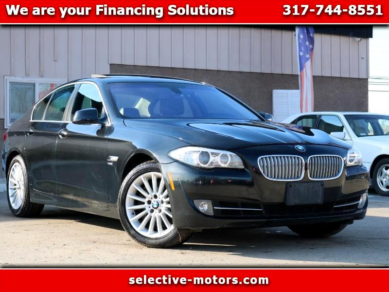 2011 BMW 5-Series 530i xDrive