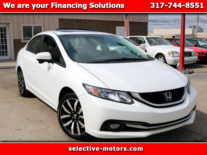 2014 Honda Civic EXL