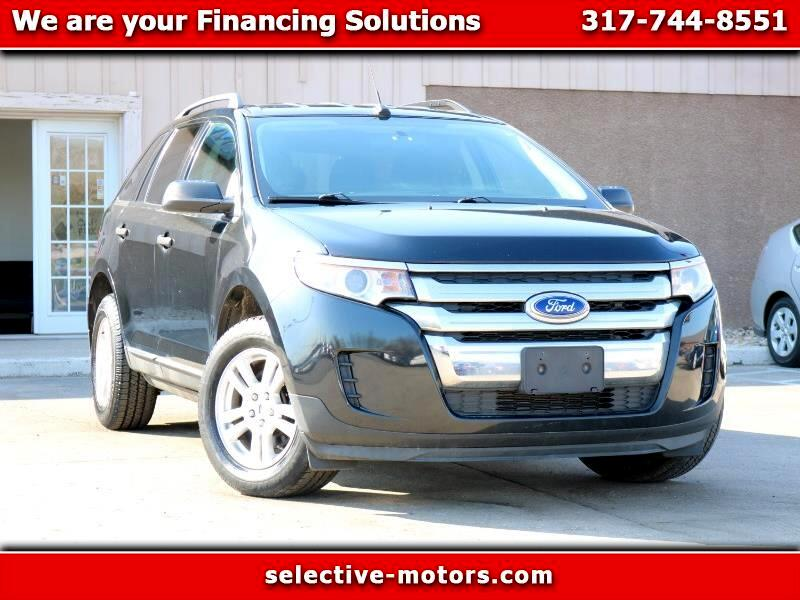 2011 Ford Edge SE