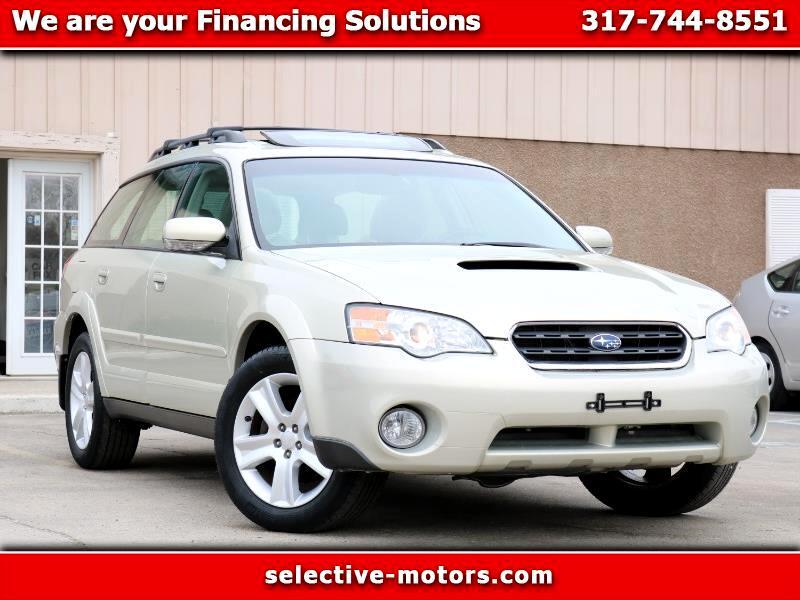 2007 Subaru Outback OUTBACK
