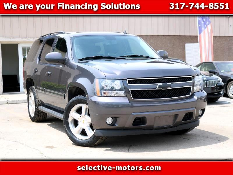 2010 Chevrolet Tahoe 4WD 4dr 1500 LT w/3LT