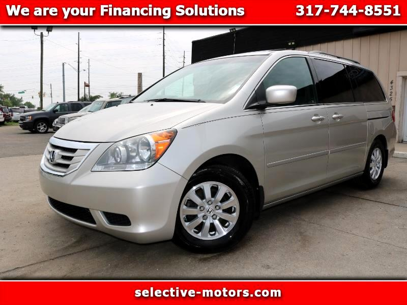 2008 Honda Odyssey 5dr EX-L AT with RES & NAVI