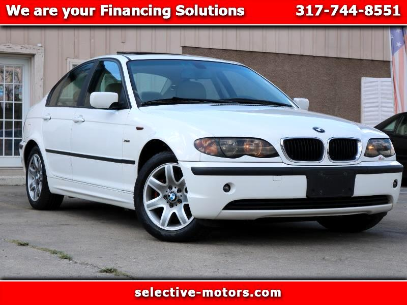 2005 BMW 3-Series XI