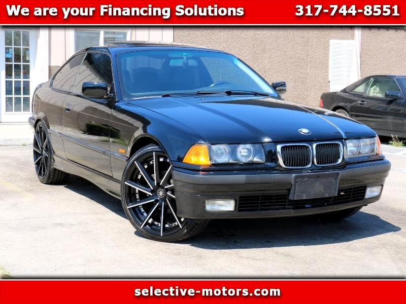 1998 BMW 3-Series IS AUTOMATIC