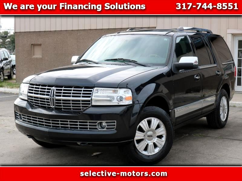 Lincoln Navigator 4dr 4WD Luxury 2010