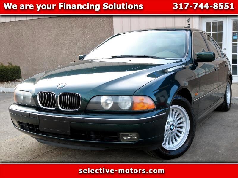 BMW 5-Series  1998