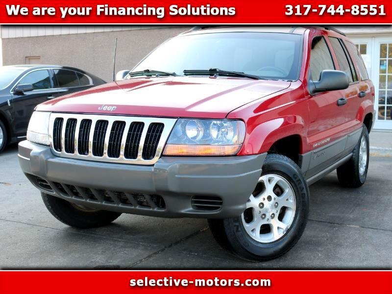 Jeep Grand Cherokee  2002
