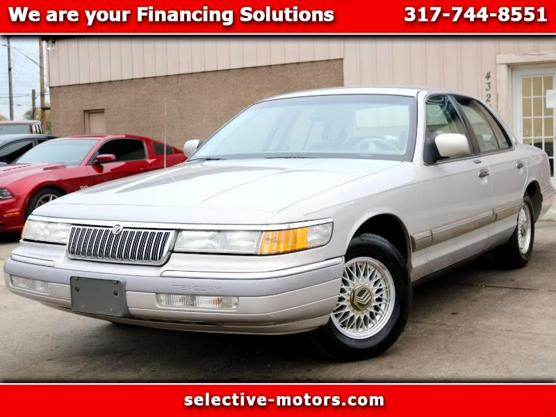 Mercury Grand Marquis  1992