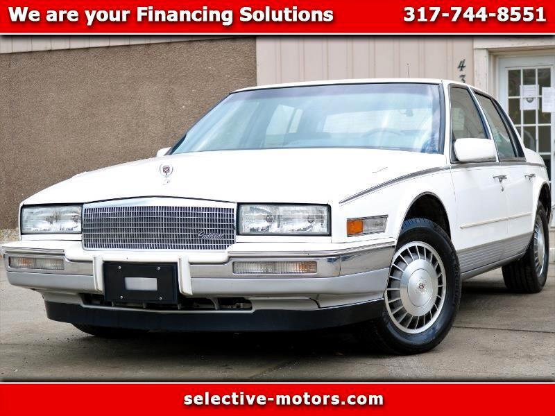 Cadillac Seville  1986