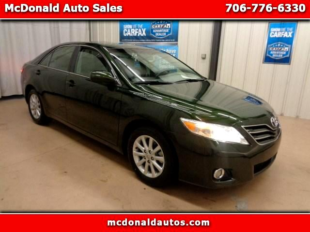 2010 Toyota Camry 4dr Sdn XLE Auto