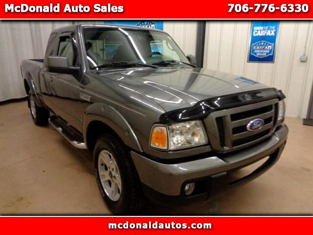 2006 Ford Ranger Sport SuperCab 4-Door 2WD