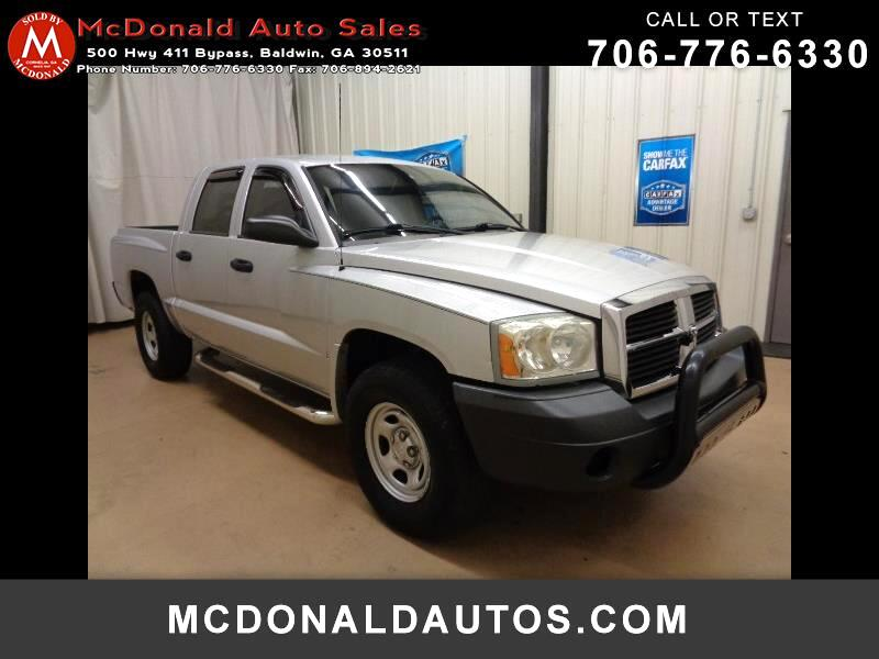 2006 Dodge Dakota ST Quad Cab 2WD