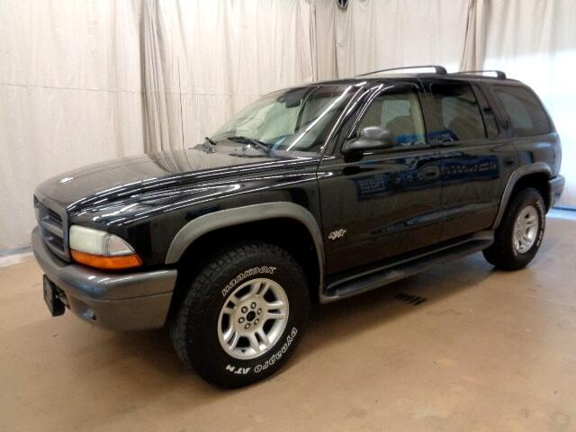 2002 Dodge Durango Sport 4WD