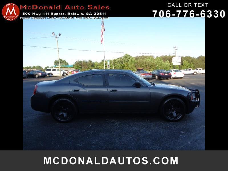 2008 Dodge Charger POLICE PKG