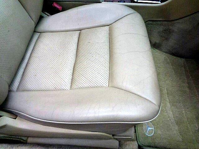 1995 Mercedes-Benz E-Class E320 Cabriolet