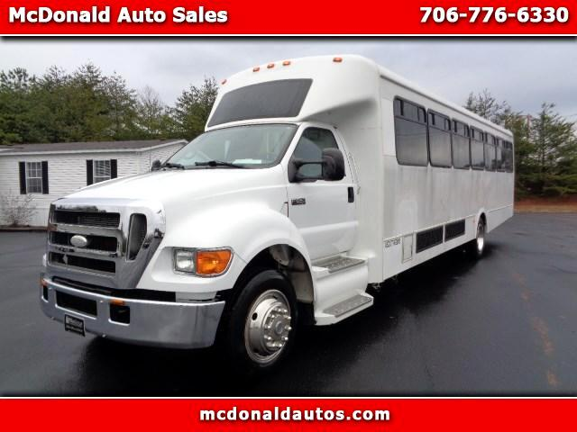 2007 Ford F-650 BUS