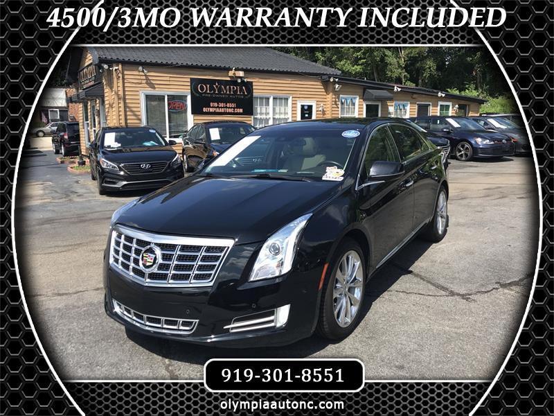 2014 Cadillac XTS Premium FWD