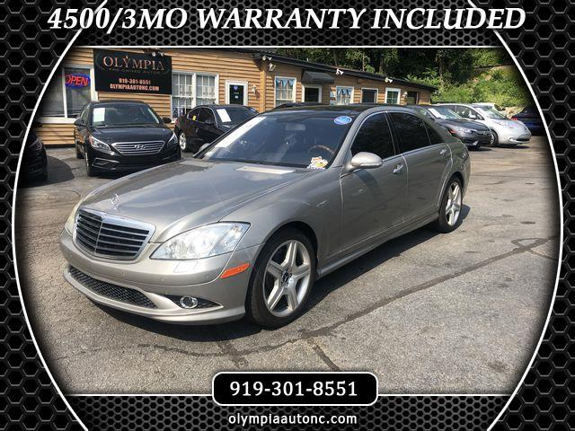 Mercedes-Benz S-Class 2007 for Sale in Raleigh, NC