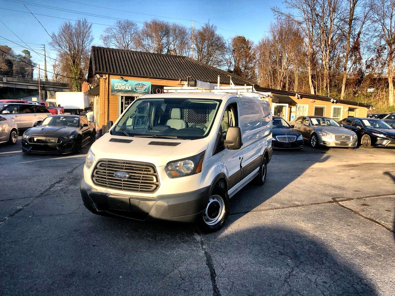 "Ford Transit Cargo Van T-150 130"" Low Rf 8600 GVWR Swing-Out RH Dr 2015"