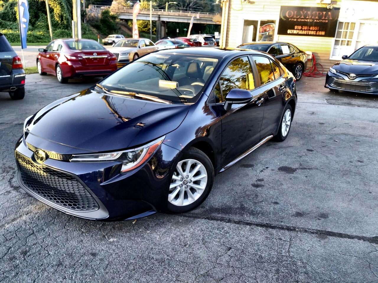 Toyota Corolla LE CVT (Natl) 2020