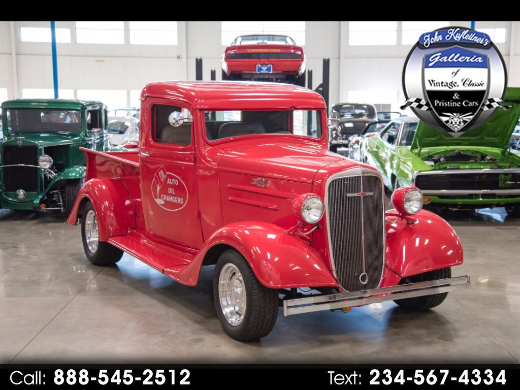 1936 Chevrolet 1/2 Ton Pickups 1/2-Ton Stepside Pickup