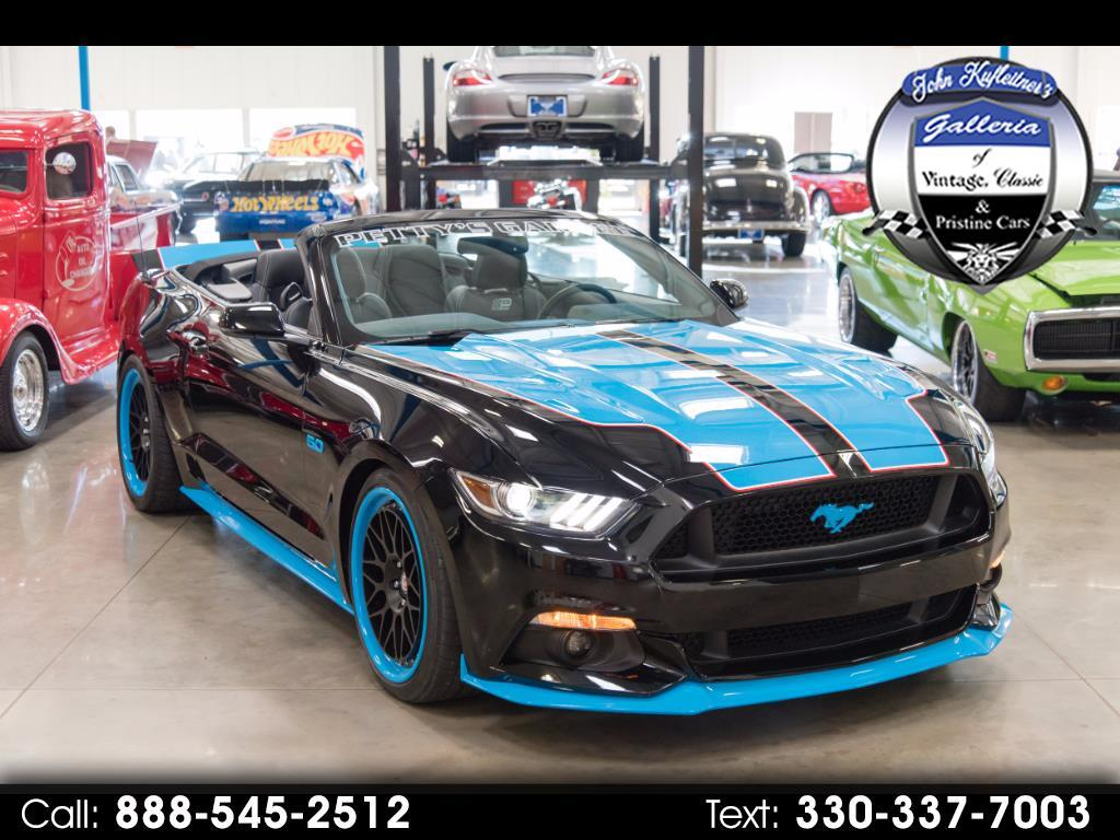"2016 Ford Mustang Richard Petty "" The King Edition ""  #10 of 14 ever"