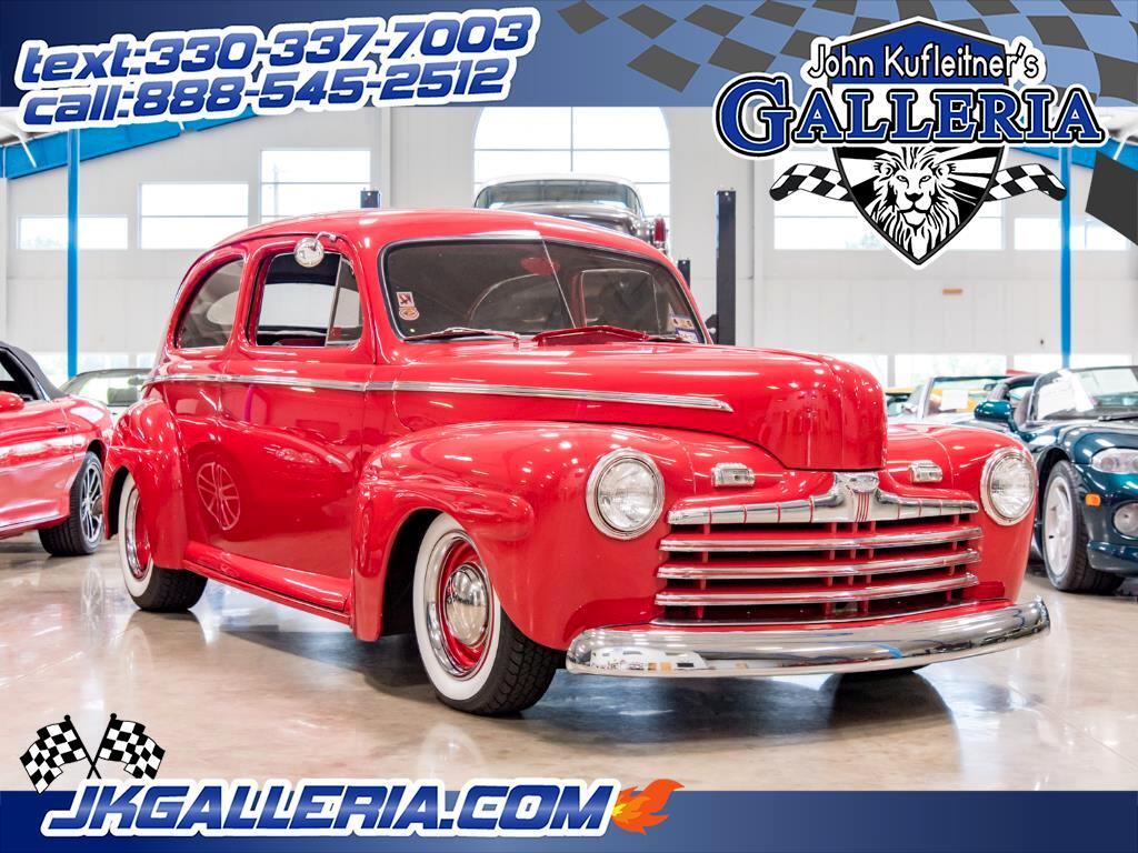 Ford Coupe  1946