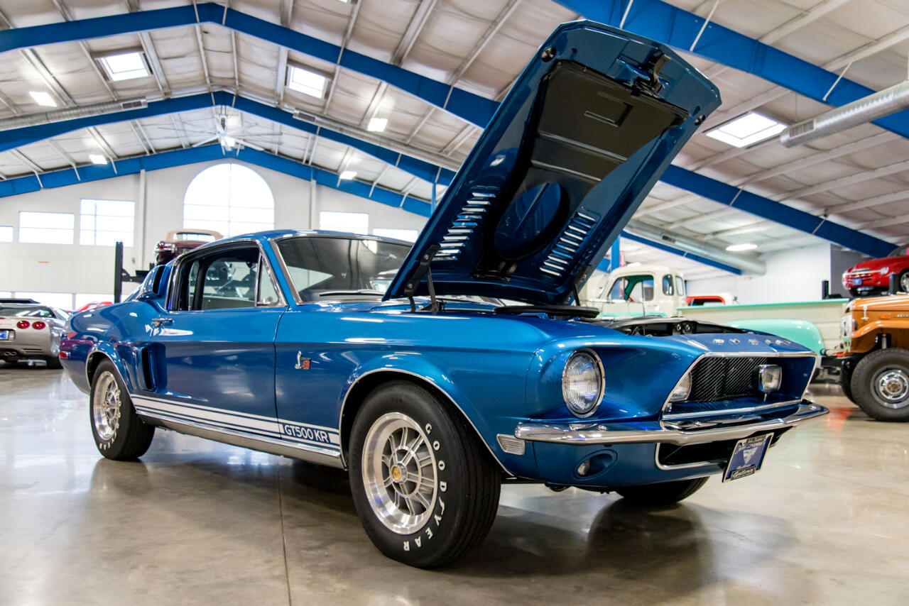 Used 1968 Ford Mustang Shelby GT500 KR for Sale in Salem ...